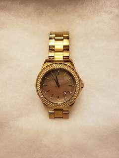 Beautiful Michael Kors Rose Gold Watch