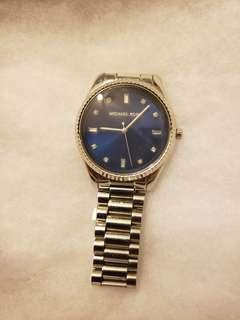 Classic Navy Blue Michael Kors Watch