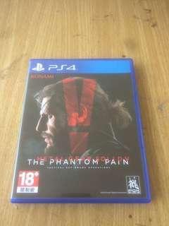 Metal Gear Solid (The Phantom Pain)