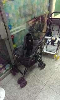 Foldable Stroller - 80 % New , great quality