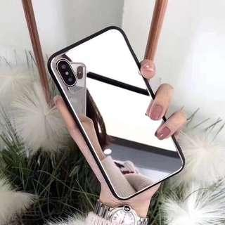ONHAND!!! Iphone 7plus/8plus Mirror Case