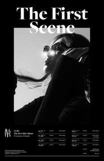 Girls' Generation : Yuri - Mini Album Vol.1 [The First Scene]+limited poster
