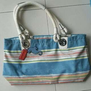 Coach Beach Bag
