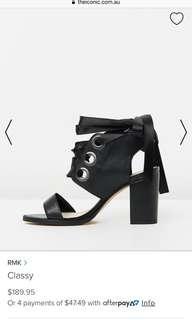 Rmk block heels