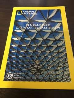 BN National Geographic Singapore city of tomorrow