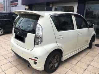 Myvi SE 1.3 auto