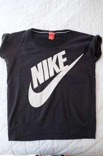 Nike sweat (short sleeve)