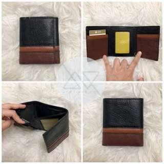Fossil easton RFID trifold wallet