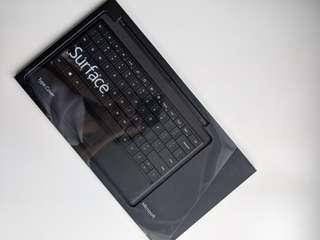 Microsoft Surface Keyboard Type Cover