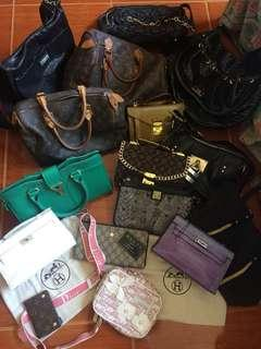 SALE ‼️ Take All Bundle Bags (With Serial # , Care Card, DustBag)