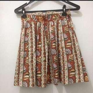 Ori modern skirt S