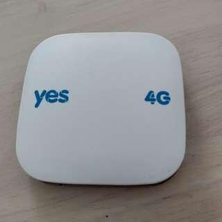 YES 4G Huddle XS WiFi Broadband Modem