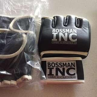 Bossman INC MMA Gloves XL