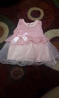 Dress Pesta Baby
