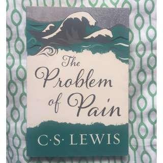(Free Shipping w/in MM) The Problem of Pain, C.S. Lewis,