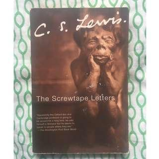 (Free Shipping w/in MM) The Screwtape Letters, C.S. Lewis