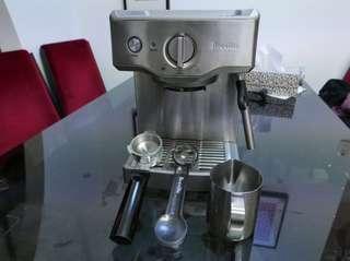 Breville Manual Coffee Machine Café Venezia (BES250)
