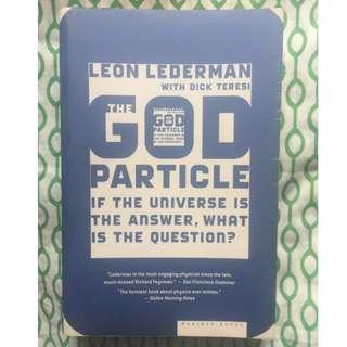 (Free Shipping w/in MM) The God Particle: If the Universe is the Answer, then what is the Question, Leon Lederman