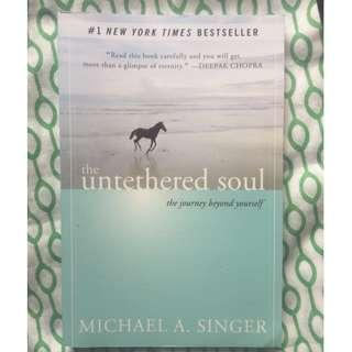 (Free Shipping w/in MM) The Untethered Soul: The Journey Beyond Yourself, Michael Singer