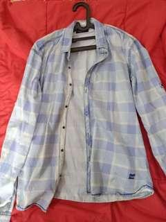 Flannel Pull n bear