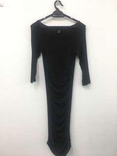H&M Body Hugging Dress