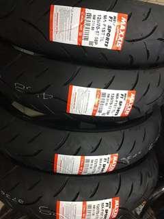 Tyre MAXXIS F1 SPORT