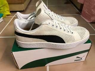 🚚 PUMA米白色休閒鞋