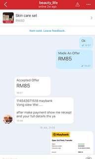 Vong Siew Wei scammer alert