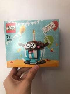 Lego 40226 Happy Birthday 蛋糕仔 100%新