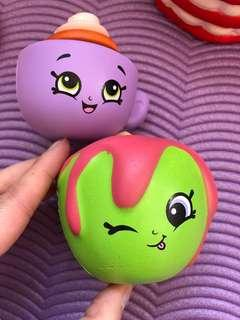 Shopkins Squishies
