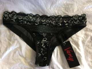 VAMP Moonstruck Brazilian Knicker - Size 8