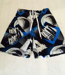8d34c48212 9 months ago · Wavezone Baby Boy Blue Swim shorts Size 4