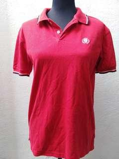 Urban Outfitters Red Polo Shirt