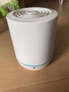 Nano air purifier