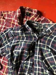 Forever 21 Flannel (2 pack)