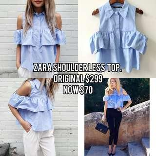 Women's Shirts & Blouses | Zara tops new collection 2018s |$70 postage free