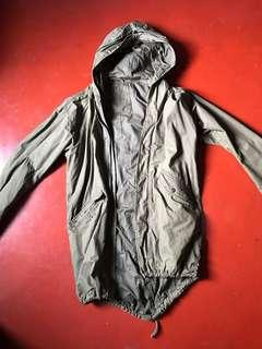 Unbranded Fish Tail Parka