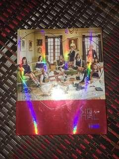 WTS TWICE SIGNAL OFFICIAL ALBUM (A VERSION)