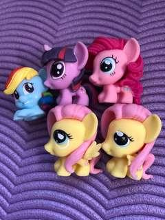 My Little Pony squishy