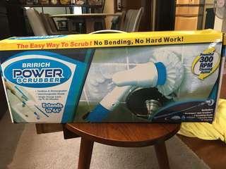 Spin power scrubber 電動清潔棒