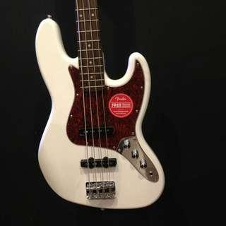 Squier Vintage Modified Jazz Bass,Olympic White