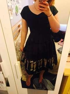 Milkshake dress Retro