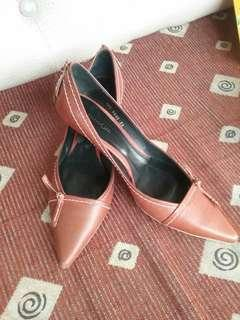 Pacogil Brown Shoes #oktosale