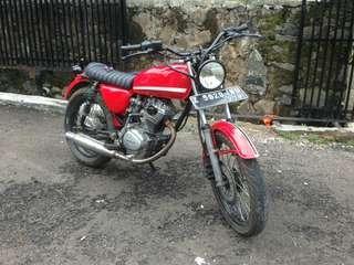 Honda CB thn 1977