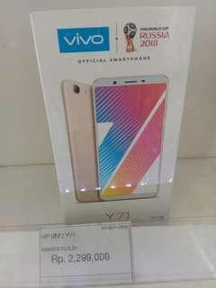 Bisa Kredit HP Vivo Y71 Ram3 Dp Ringan Proses Cepat