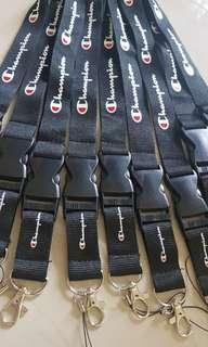 in stock brand new champion lanyard