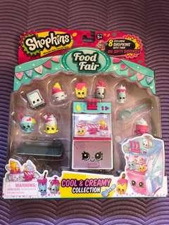 Shopkins Food Fair
