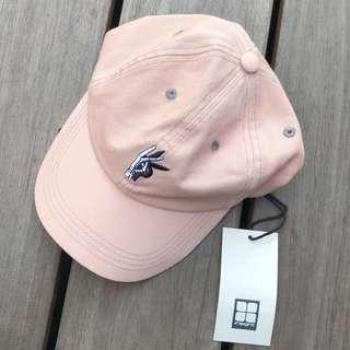 Insight - Puppet Dad Strapback Cap Pink Hat