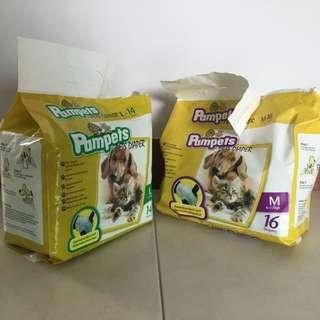 Dog diapers L (15-26kg)