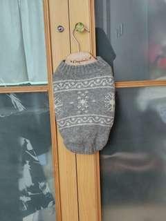 Dogaholic grey sweater